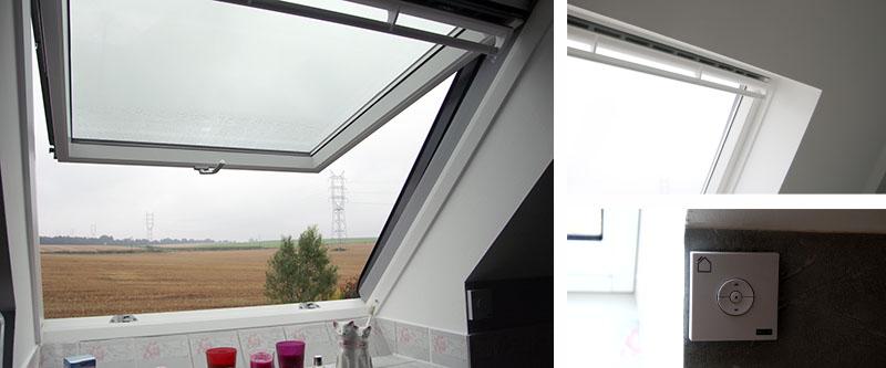 Installation et remplacement fenêtres de toit VELUX